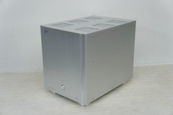 A100314S】美品 Audio Design オーディオデザイン DCPW-240 ステレオパワーアンプ _画像4
