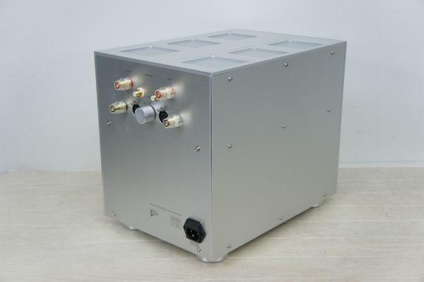 A100314S】美品 Audio Design オーディオデザイン DCPW-240 ステレオパワーアンプ _画像5