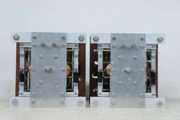 nA098410S】外磁式フィールド エキサイタ型ユニット スピーカーペア 石塚 峻 未使用_画像5