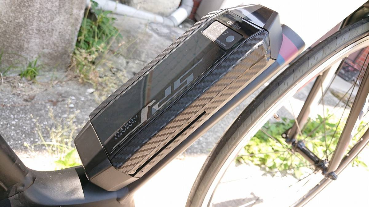 新品! 未使用車! YAMAHA ヤマハ YPJ1-R 700c 電動 ロードバイク アルミフレーム 22段変速 Mサイズ _画像5
