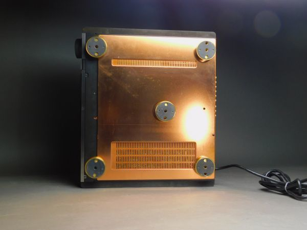SONY ソニー マルチディスクプレーヤー MDP-911 CD/CDV/ LDプレーヤー 通電確認済 g1905010_画像9