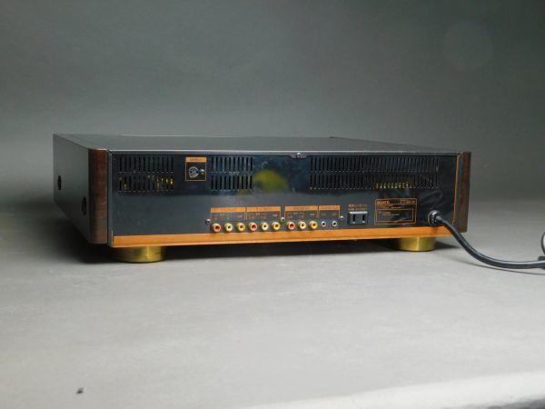 SONY ソニー マルチディスクプレーヤー MDP-911 CD/CDV/ LDプレーヤー 通電確認済 g1905010_画像6