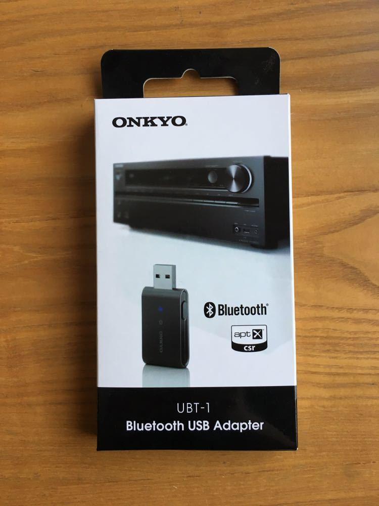 ONKYO オンキョー Bluetooth USBアダプター UBT-1