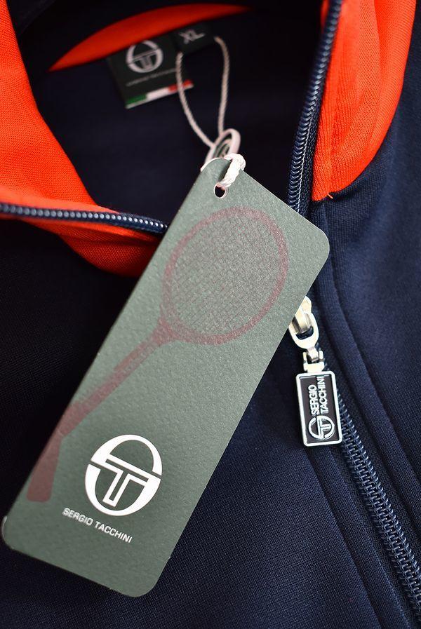 スポカジコーデに■ミドルにささるTACCHINI タッキーニ トラックジャケット ネイビーXL_画像5