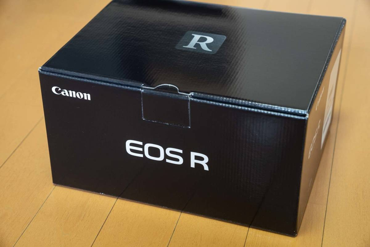 【新品未開封品】 Canon キャノン EOS R ボディ拍卖