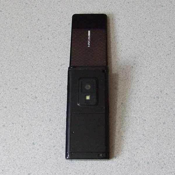 携帯電話 docomo NEC FOMA N905i + 卓上ホルダ N14 + FOMA ACアダプタ01 セット_画像4