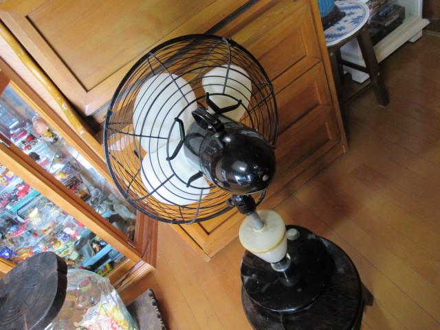 ★希少・1960年式・TOSHIBA・東京芝浦電機(東芝電気)・夕顔・扇風機・動作確認済み♪_画像3