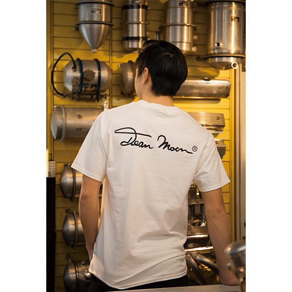 Mサイズ Dean MOON Tシャツ ムーンアイズ ホワイト 白 mooneyes HOT ROD hot rodder ホットロッド 車 バイク好きの方にぜひ レトロ_画像7