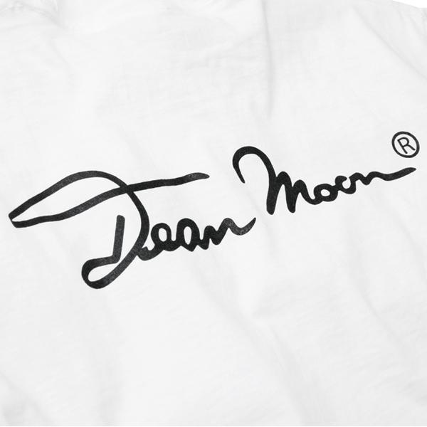 Mサイズ Dean MOON Tシャツ ムーンアイズ ホワイト 白 mooneyes HOT ROD hot rodder ホットロッド 車 バイク好きの方にぜひ レトロ_画像5