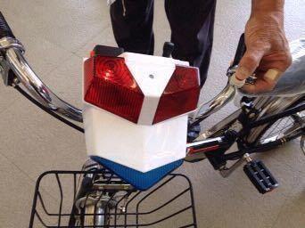 未使用 美品 子供用 ガンダム レトロ自転車_画像2