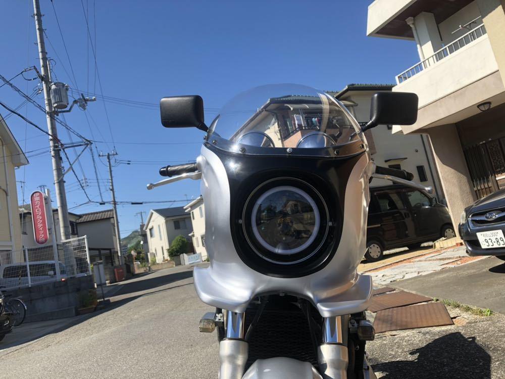 イナズマ1200 車検R3年6月5日まで_画像3