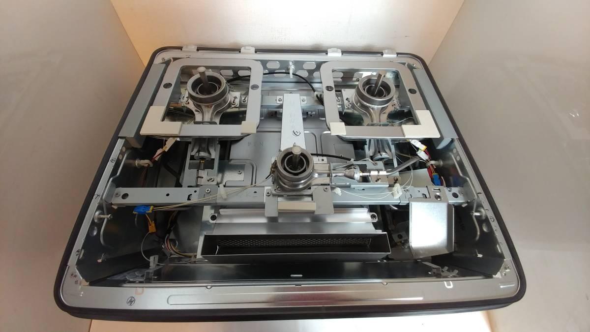 未使用品! タカラスタンダード 都市ガス ビルトイン 3口ガスコンロ 2018年製  TN34V-60_画像8
