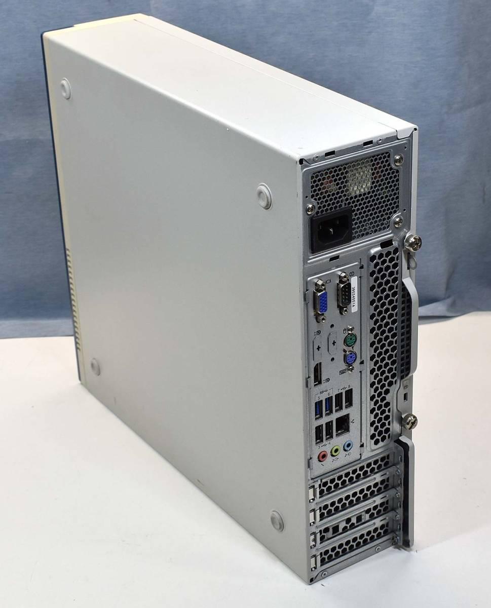 1円スタート NEC Mate タイプMB MK32M/B-G (PC-MK32MBZDG) Core-i5 4570 メモリー16G SSD480G(新品) DVDマルチ Win10/Pro 64bit (管:NE03_画像2