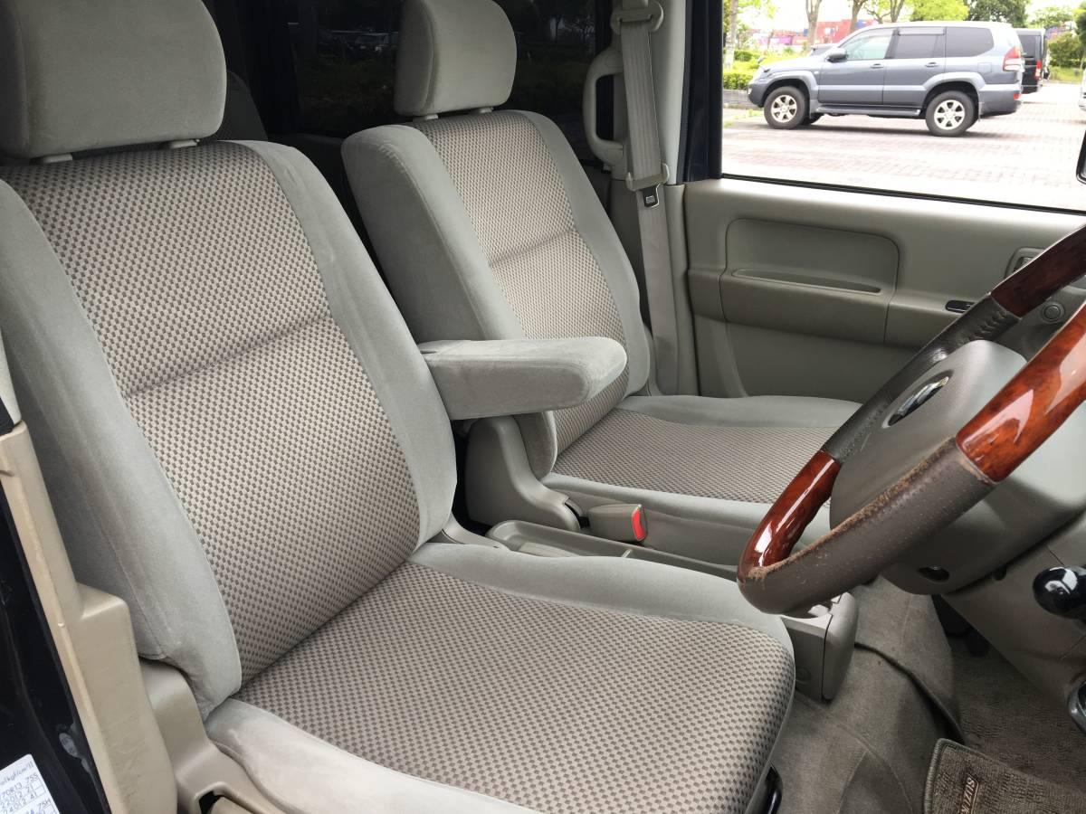 4WD H23 後期型 PZターボ/カロナビ/TV・DVD視聴可能/バックカメラ/Bluetooth/ETC/シートヒーター/リヤヒーター/黒ウッド調パネル/車検2/4_画像5