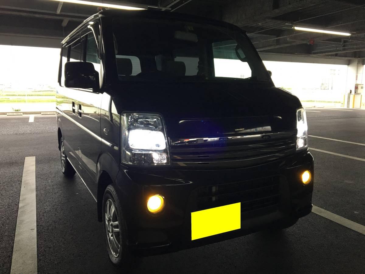 4WD H23 後期型 PZターボ/カロナビ/TV・DVD視聴可能/バックカメラ/Bluetooth/ETC/シートヒーター/リヤヒーター/黒ウッド調パネル/車検2/4_画像9