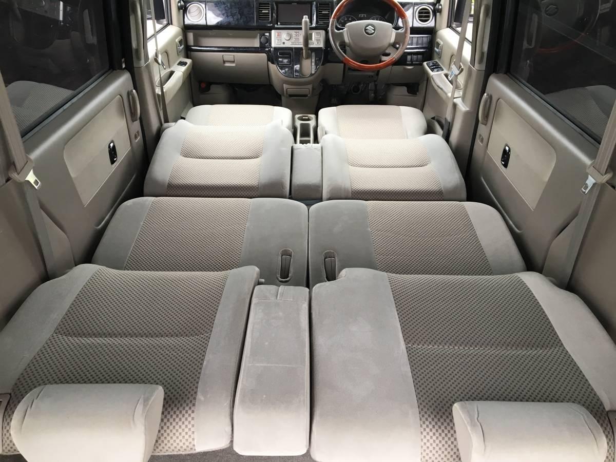 4WD H23 後期型 PZターボ/カロナビ/TV・DVD視聴可能/バックカメラ/Bluetooth/ETC/シートヒーター/リヤヒーター/黒ウッド調パネル/車検2/4_画像8