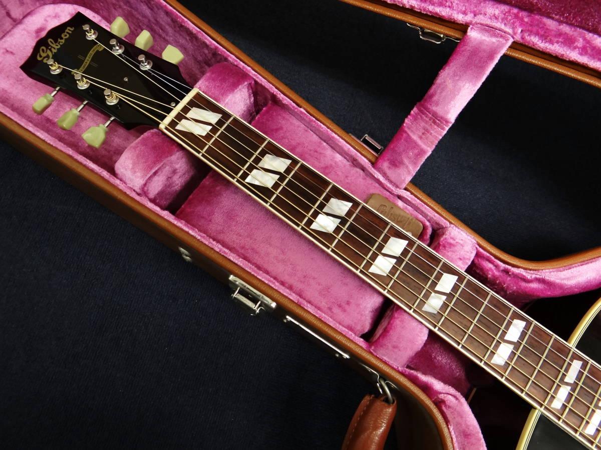 Gibson Southern Jumbo True Vintage 2008年 美品新品同様_画像4