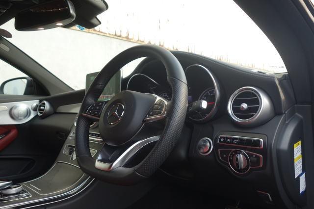 【保証プラス加入車/令和3年10月まで正規ディーラー保証付き!!】 ☆①オーナー車輌/AMG C43 4MATIC クーペ/コンディション抜群!!_ドライビングが楽しいモデルです!!