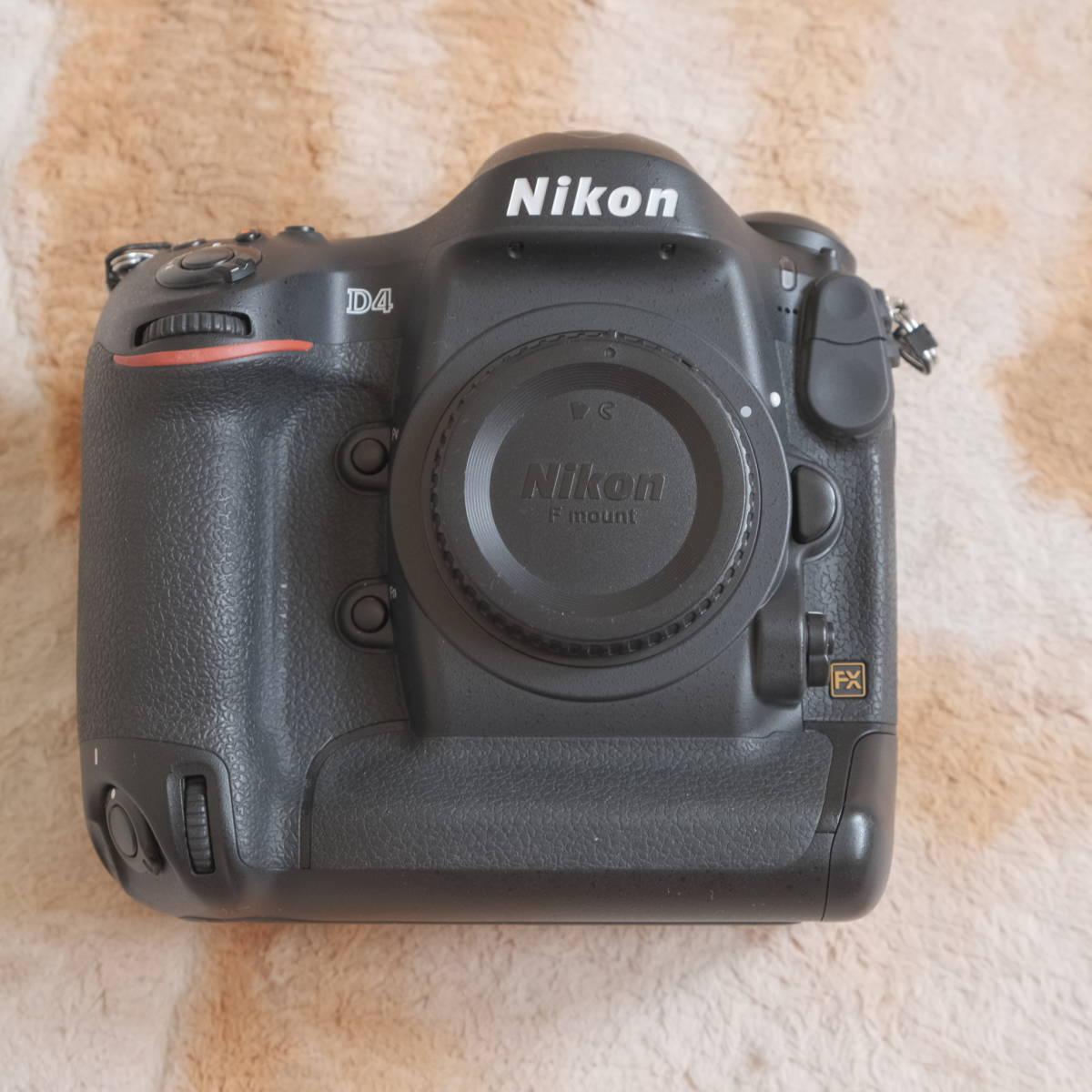 Nikon ニコン D4_画像3