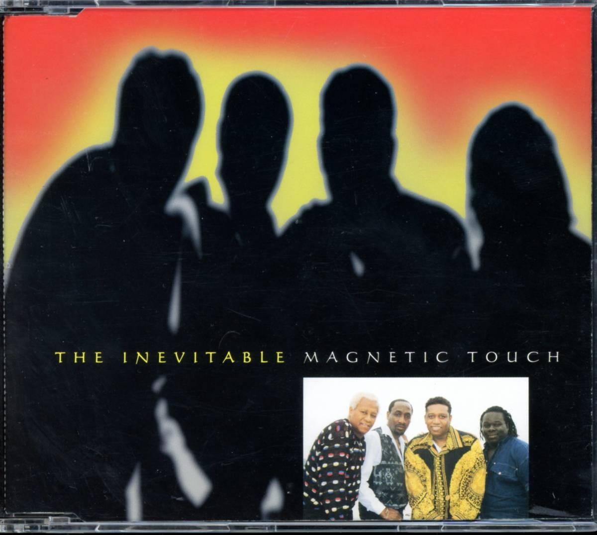 レア!!■Indie-Soul/R&B■THE INEVITABLE / magnetic touch (1998) 超~貴重作!! PATRICK ADAMS制作!!