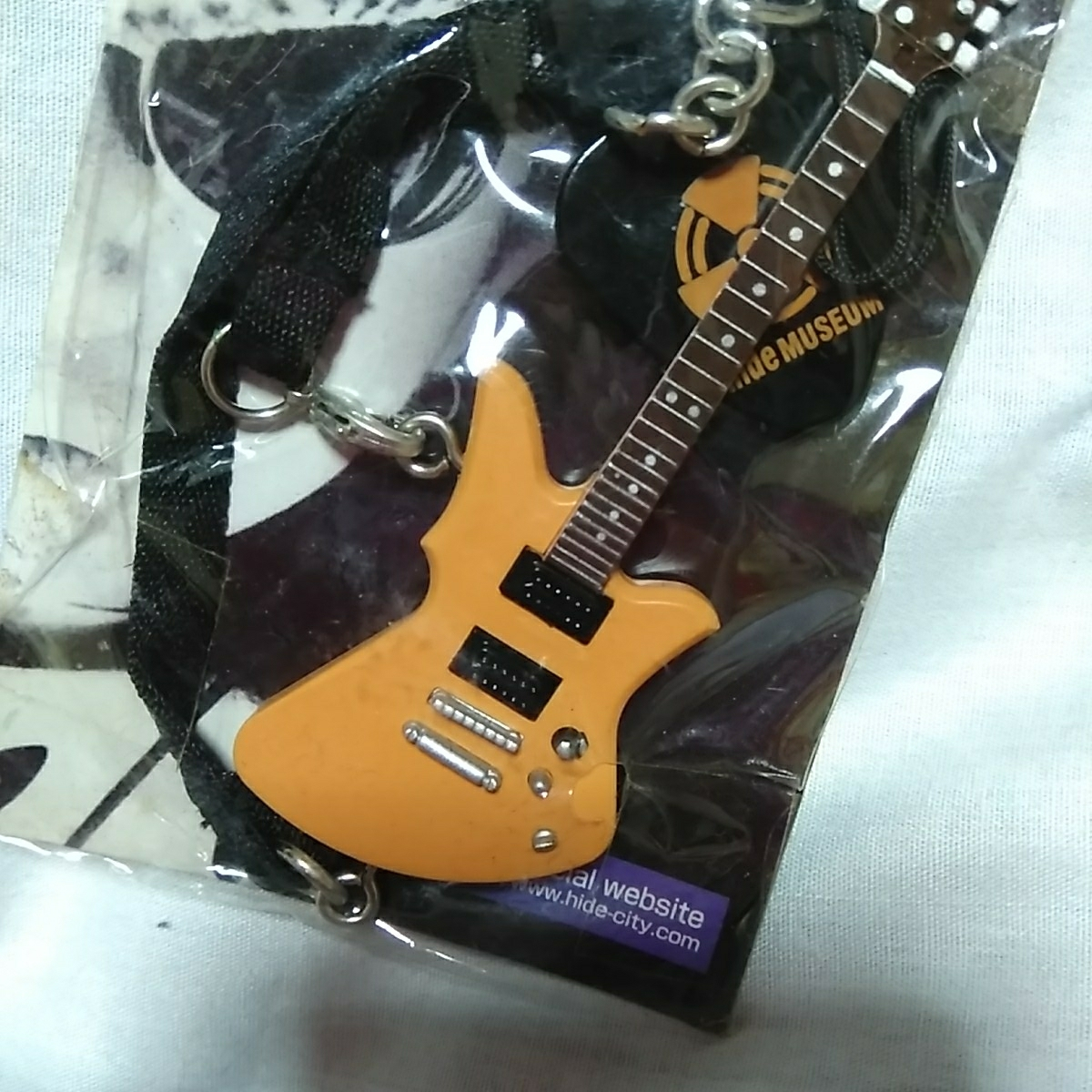 hide 携帯ストラップ ギターコレクション2_画像3