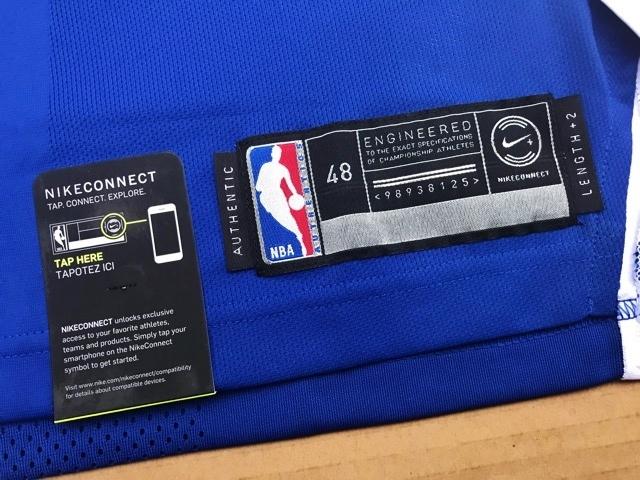 新品 NBA 約2.5万円 ナイキ NIKE ステフィン カリー curry オーセンティック 選手仕様 ユニフォーム ウォリアーズ プロカット バスケット _画像3