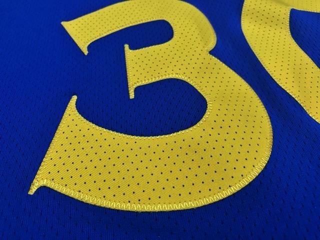 新品 NBA 約2.5万円 ナイキ NIKE ステフィン カリー curry オーセンティック 選手仕様 ユニフォーム ウォリアーズ プロカット バスケット _画像9