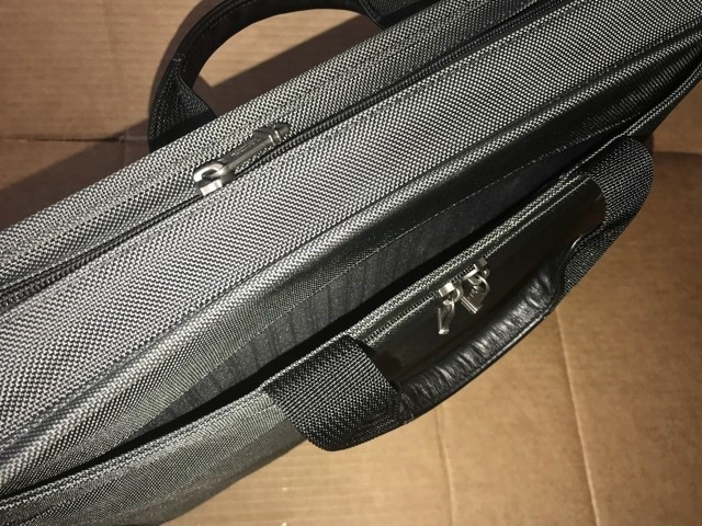 TUMI トゥミ テュミ コンピューター LARGE ビジネスバッグ ブリーフケース バッグ ショルダーバッグ 通勤 メンズ 鞄 旅行 USA アメリカ_画像9