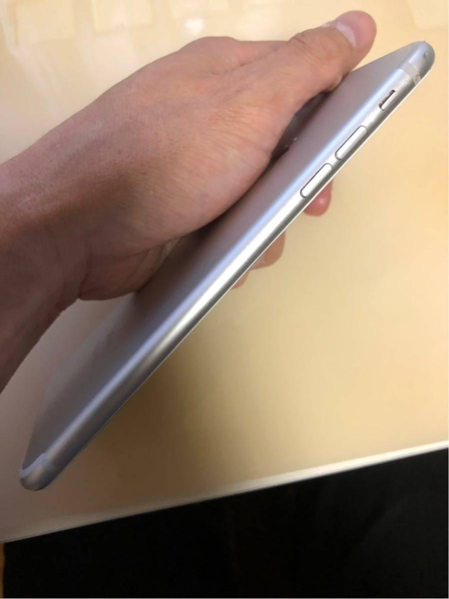 送料無料 iphone7 plus 128gb バッテリー劣化なしau simロック解除不可_画像5