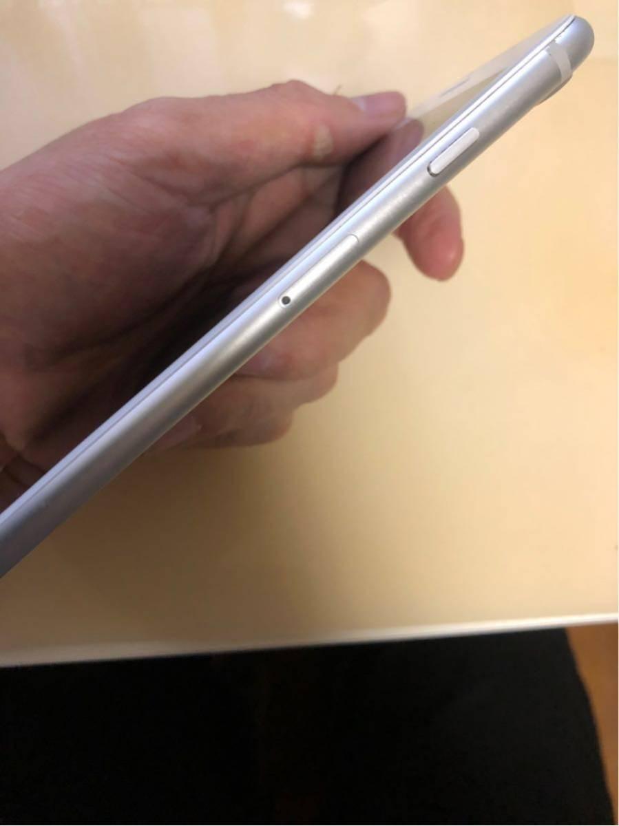 送料無料 iphone7 plus 128gb バッテリー劣化なしau simロック解除不可_画像6
