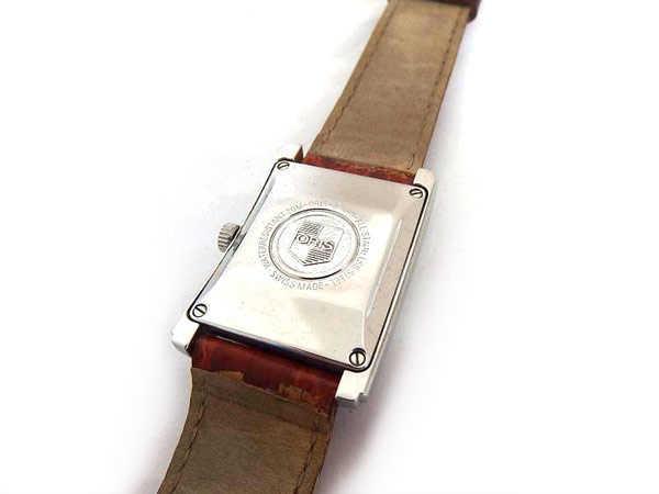 1円 オリス B7460 オートマチック 日常生活防水 メンズ腕時計 EV857_画像3