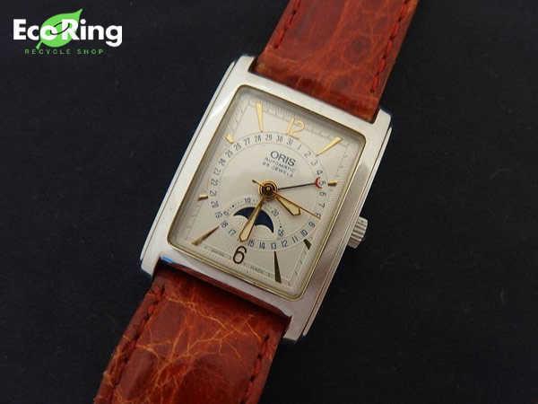1円 オリス B7460 オートマチック 日常生活防水 メンズ腕時計 EV857