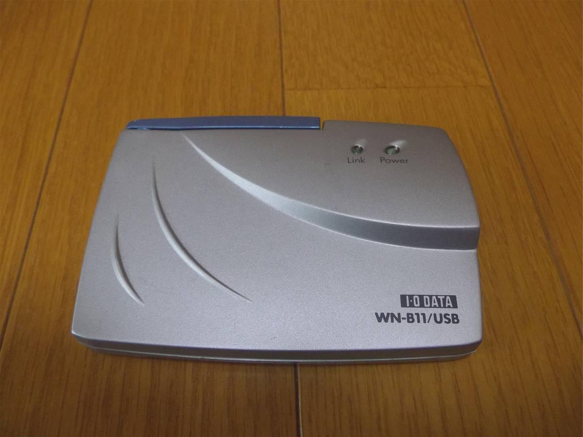 I-O DATA WN-B11 USBS DRIVERS WINDOWS 7
