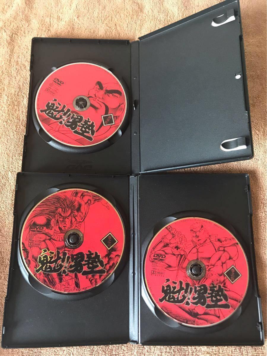 ☆魁男塾 DVD-BOX TVアニメ全話+劇場版☆_画像8