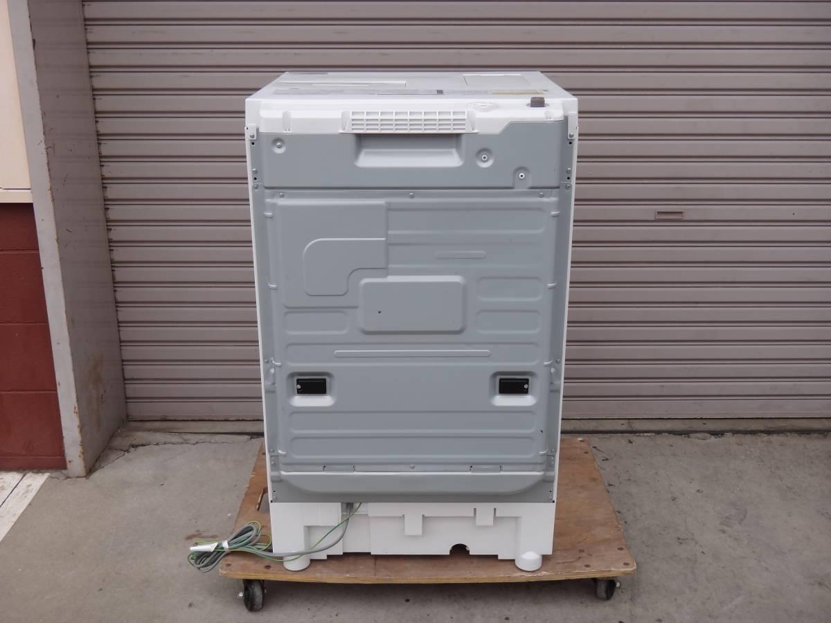 美品◆パナソニック Cuble( キューブル) ドラム式洗濯機 10.0kg NA-VG1100L 左開き◆税込_画像3
