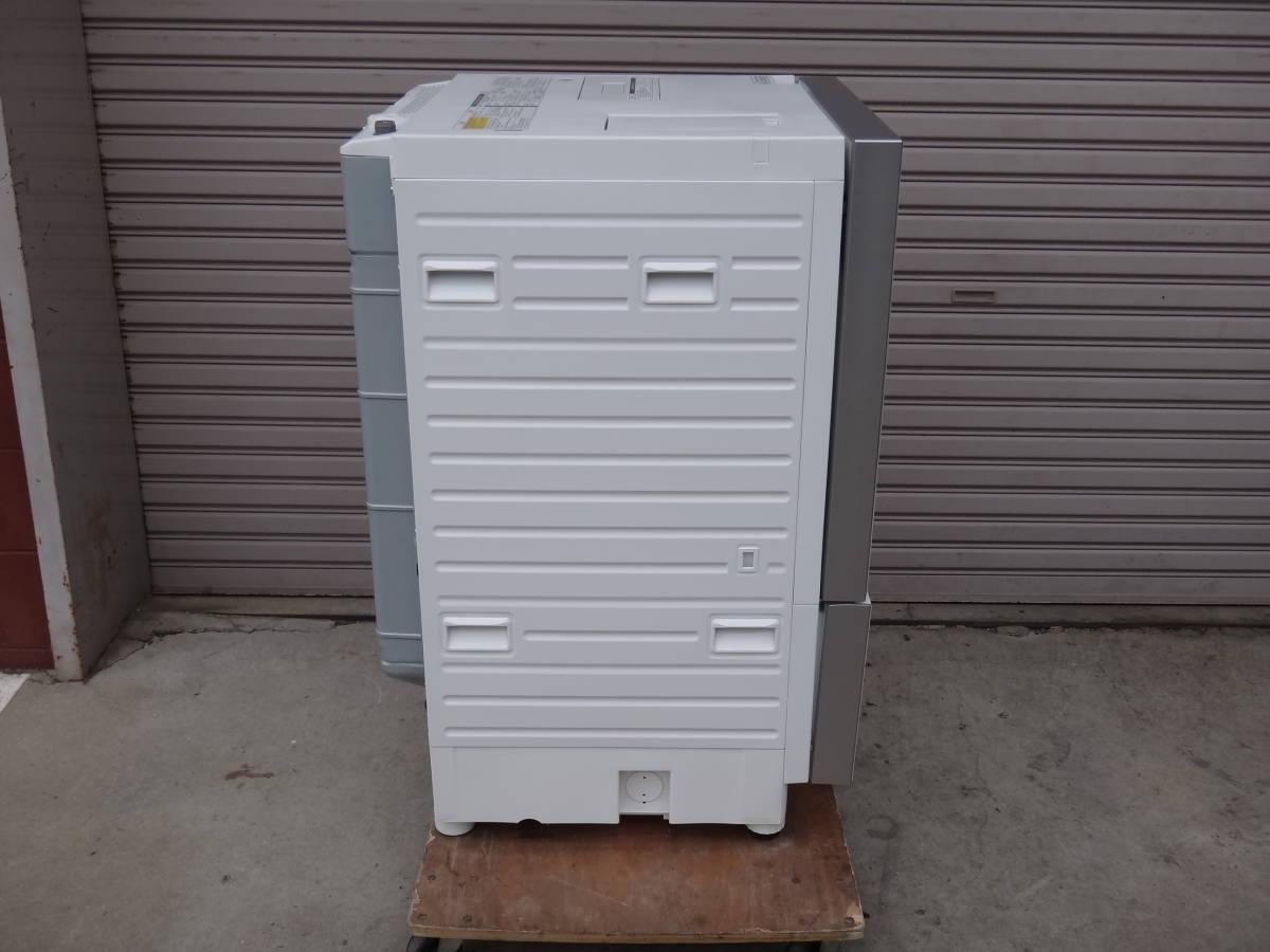 美品◆パナソニック Cuble( キューブル) ドラム式洗濯機 10.0kg NA-VG1100L 左開き◆税込_画像5
