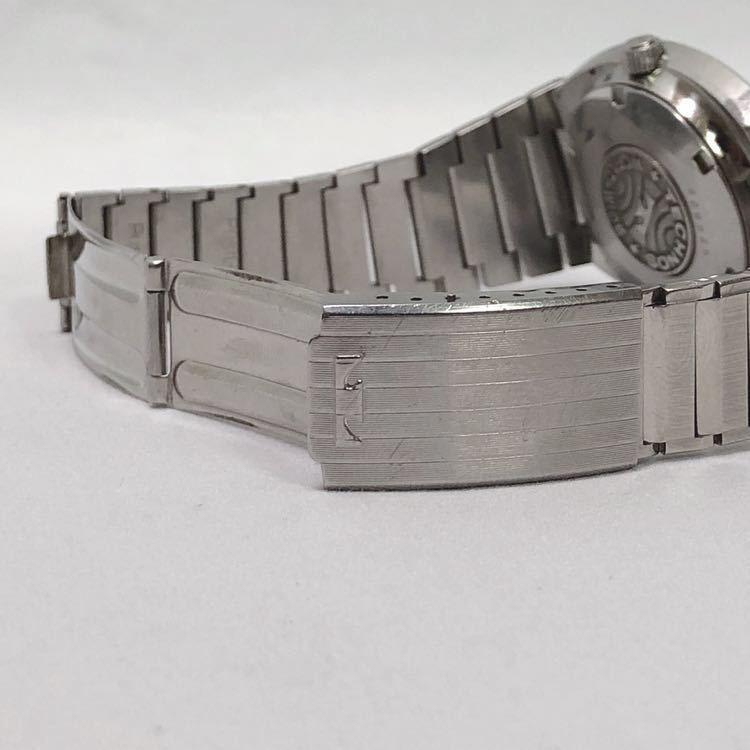 稼働 TECHNOS テクノス Kaiser カイザー メンズ 自動巻き 腕時計 R尼0520_画像6