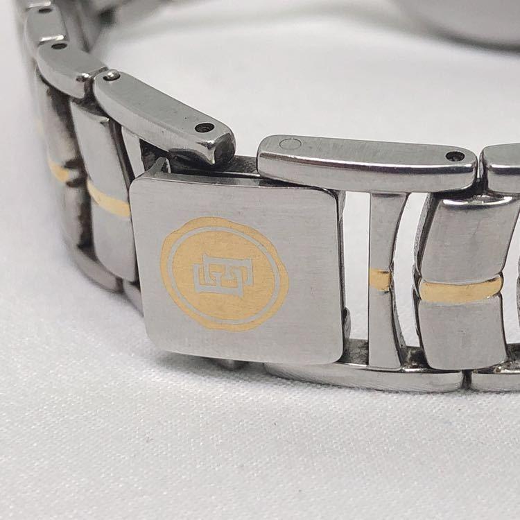 CITIZEN/シチズン EXCEED エクシード EUROS ユーロス 5639-F60935Y クォーツ メンズ 腕時計 R中0520_画像7