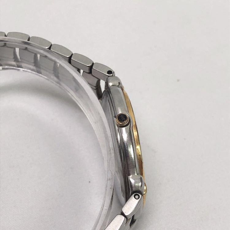 CITIZEN/シチズン EXCEED エクシード EUROS ユーロス 5639-F60935Y クォーツ メンズ 腕時計 R中0520_画像5