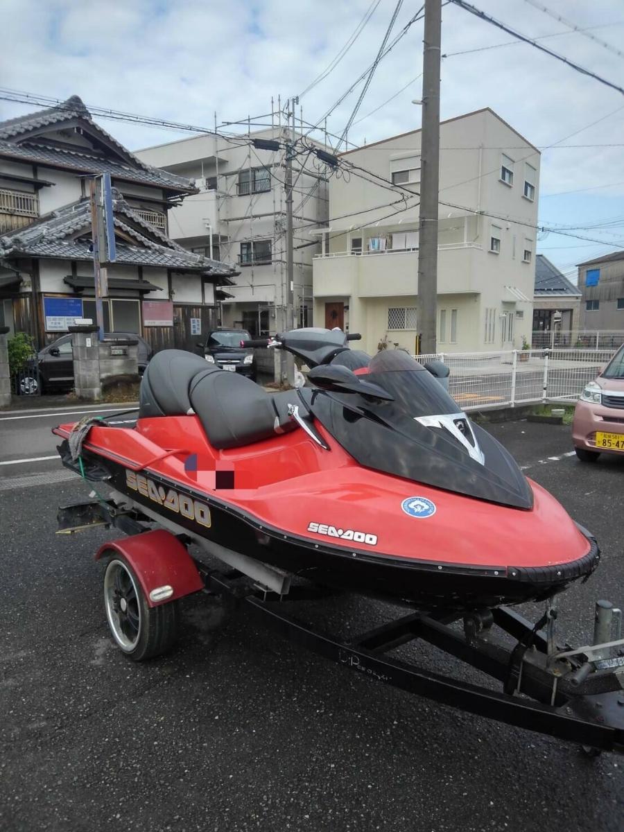 SEA-DOO★GTX155★WAKE★
