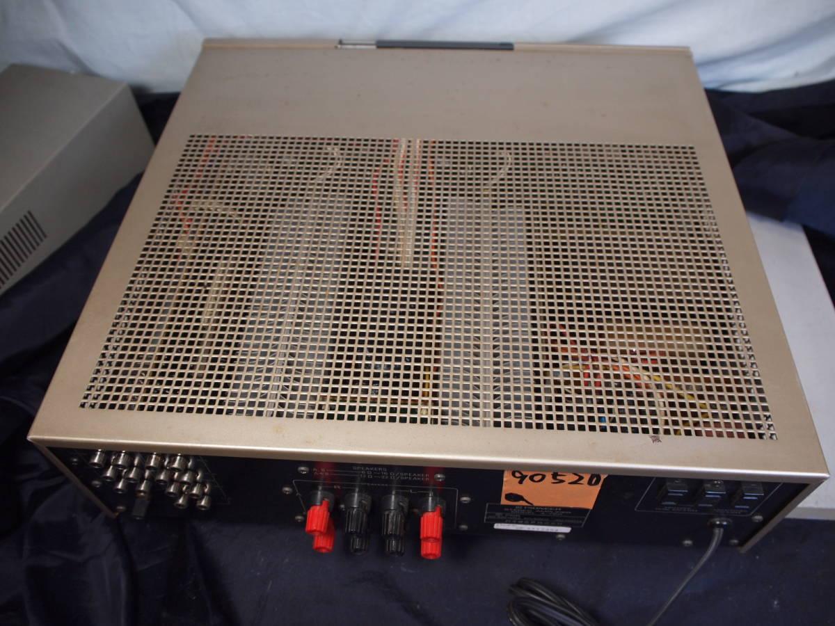 パイオニア Pioneer  プリメイン・アンプ A-780 完動品【3ヶ月保証】90520_画像9