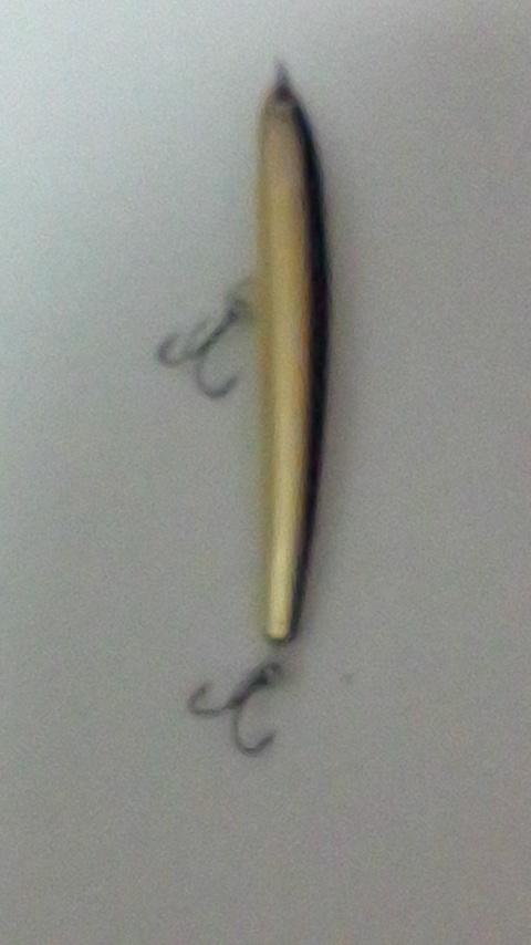 クレイジーペンシル ジャンボ オールド レア 天狗釣具オリジナル 1円スタート _画像7