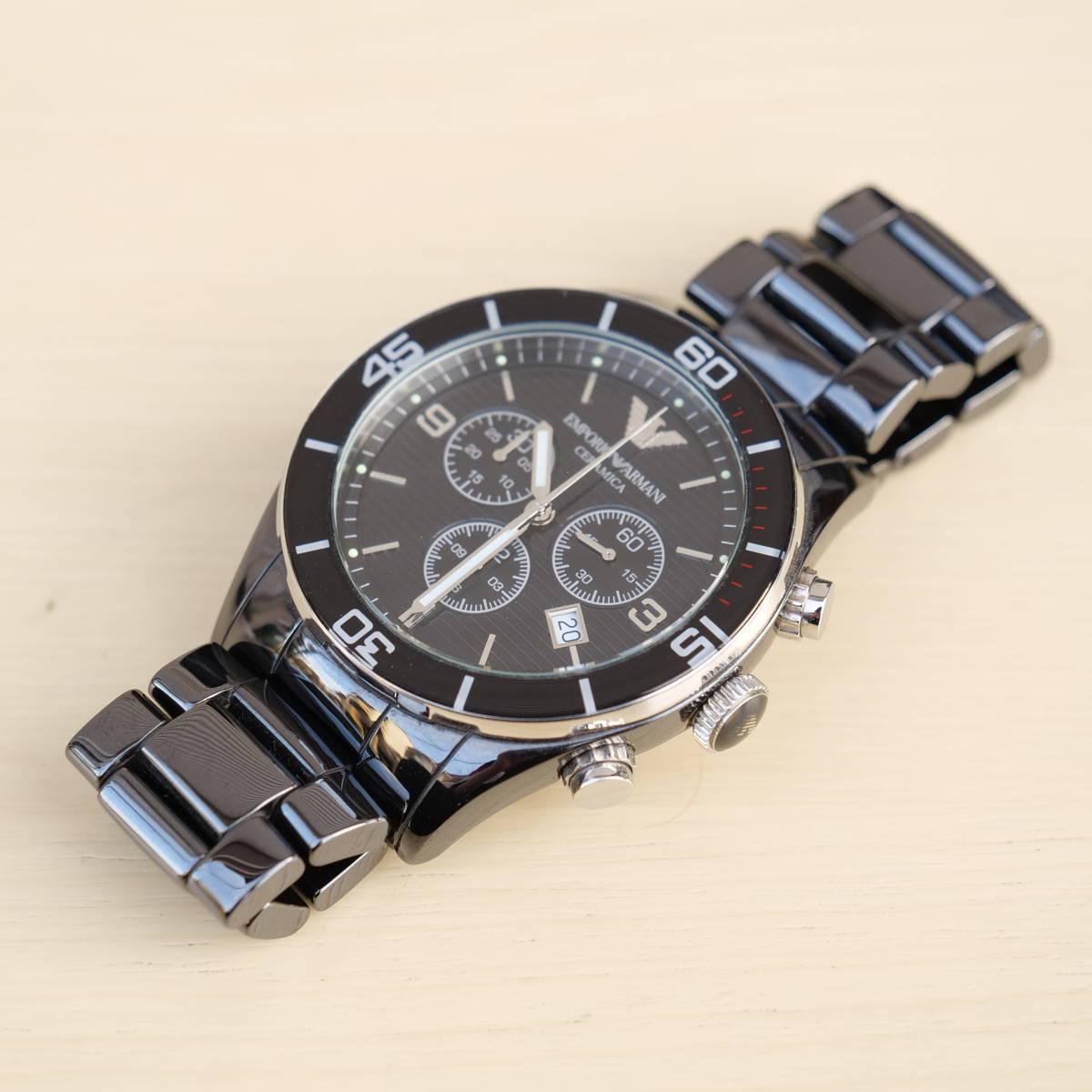 エンポリオアルマーニ 腕時計 AR-1421 EMPORIO ARMANI拍卖