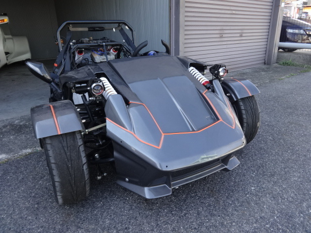 ウォンイット GPX250 エンジン付き 書類ナンバー付き