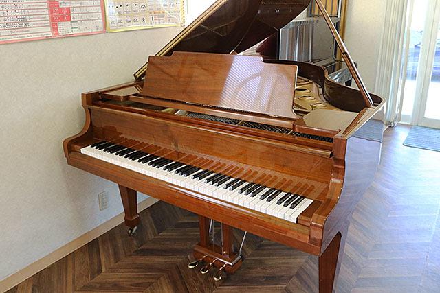 ♪SALE♪ グランドピアノ カワイ KG-3C(1979年製)★ピアノ専門店にて調律/調整/クリーニング【試弾動画あり】