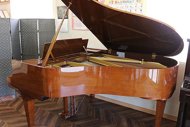 ♪SALE♪ グランドピアノ カワイ KG-3C(1979年製)★ピアノ専門店にて調律/調整/クリーニング【試弾動画あり】_画像2