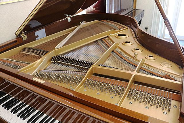 ♪SALE♪ グランドピアノ カワイ KG-3C(1979年製)★ピアノ専門店にて調律/調整/クリーニング【試弾動画あり】_画像8