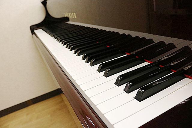 ♪SALE♪ グランドピアノ ベックラー AG200 (HIIG0640) ★ピアノ専門店にて調律/調整/クリーニング【試弾動画あり】_画像4
