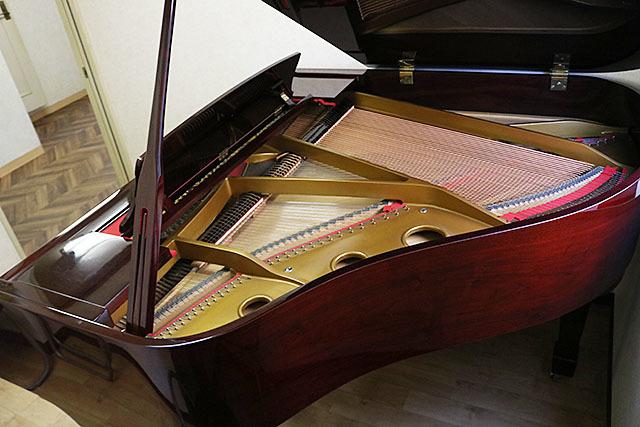 ♪SALE♪ グランドピアノ ベックラー AG200 (HIIG0640) ★ピアノ専門店にて調律/調整/クリーニング【試弾動画あり】_画像8