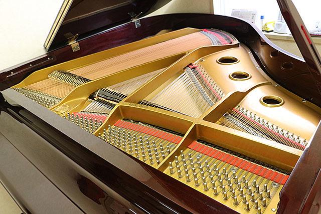 ♪SALE♪ グランドピアノ ベックラー AG200 (HIIG0640) ★ピアノ専門店にて調律/調整/クリーニング【試弾動画あり】_画像9